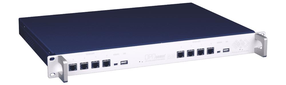 OPNsense Dual A10 QC SSD rack Gen2